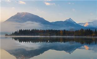 Wolfgang lake