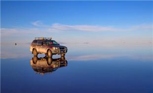 乌尤尼盐湖