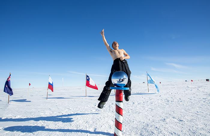 南极点 (2)